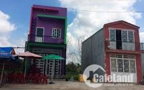 Cần tiền bán gấp nhà mặt tiền Nguyễn Hữu Trí, Bình Chánh, 1,6ty/200m2. LH 0903.801.752