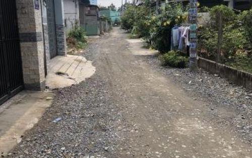 Nhà Đường Dương Công Khi, Xã Vĩnh lộc A, Huyện Bình Chánh. DT:4x16.25M=65M2/838 Triệu.