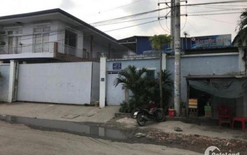 Bán gấp nhà xưởng có kho lạnh Nguyễn Hữu Trí, Bình Chánh, shr, chính chủ( k tiếp cò )