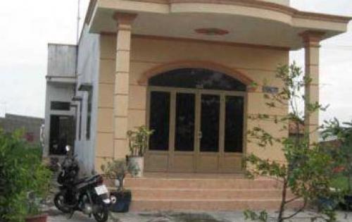 Bán nhà cấp 4, mặt tiền đường Nguyễn Văn Khạ. TT Củ Chi, 150m2, 1 tỷ3