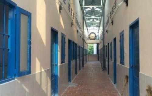 Bán dãy phòng trọ 10x20=200m2,12 phòng.mặt tiền đường phan văn hớn, hóc môn.Giá: 900 triệu.