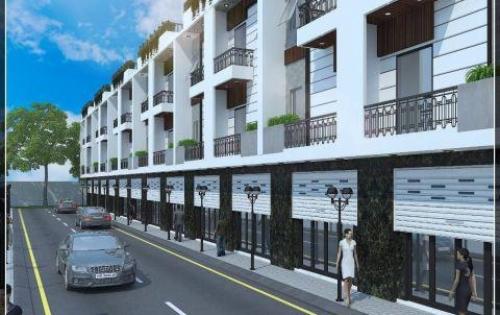 Thanh toán 1.3 tỷ, sở hữu ngay nhà phố 5x12m nằm trên đường Nguyễn Thị Sáng, bảo vệ 24/24