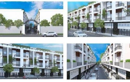 Chỉ 2.6 tỷ, sở hữu ngay nhà phố 5x12m nằm trên đường Nguyễn Thị Sáng, bảo vệ 24/24