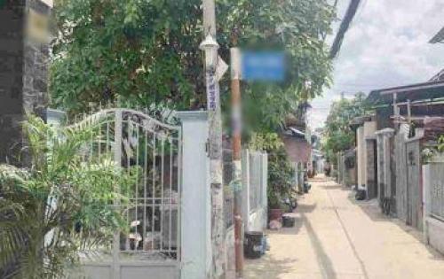 Chuyển công tác nên cần bán lại nhà phố DT 60M2 giá 1,05 tỷ SHR Đông Thạnh Hóc Môn