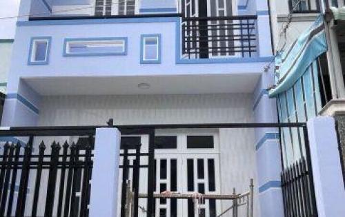 Nhà nguyên căn mới xây MT Nguyễn Thị Đành, 1tỷ6, 75m2,SR