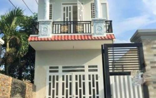 Bán nhà 1 trệt 1 lầu 5 x 17 shr Võ Thị Hồi Hóc Môn TPHCM