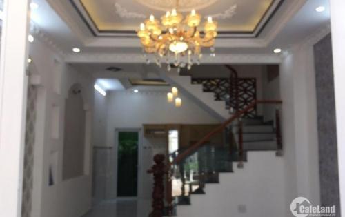 Bán nhà đẹp SHR 2 lầu Mtiền hẻm 2177 Huỳnh Tấn Phát, Nhà Bè