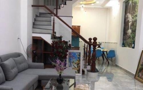 Bán nhà đẹp Full nội thất hẻm ô tô 8m 2177 Huỳnh Tấn Phát