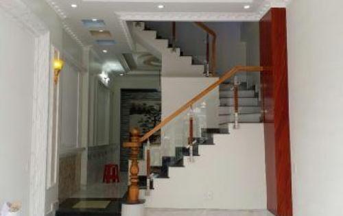 Bán nhà Huyện Nhà Bè KDC Sài Gòn Mới đường Huỳnh Tấn Phát DT 180m2, 3 lầu, 4 phòng ngủ, giá 3.25 tỷ.