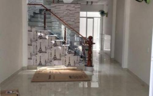 Bán nhà hẻm 2177 Huỳnh Tấn Phát Kp7 Thị Trấn Nhà Bè Tp Hồ Chí Minh, nhà 3 lầu, 4PN, giá 3.75 tỷ.