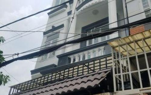 Bán nhà Huyện Nhà Bè Tp Hồ Chí Minh đường Dương Cát Lợi liền kề Quận 7 DT 4m x 18m, 3 tầng, 4 PN, giá 3.75 tỷ