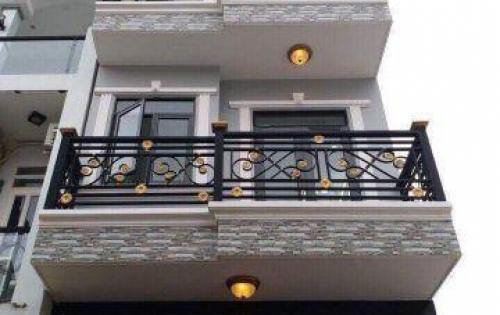 Bán nhà mới 2 lầu hẻm ô tô tới cửa 1806/109 Huỳnh Tấn Phát Thị Trấn Nhà Bè.