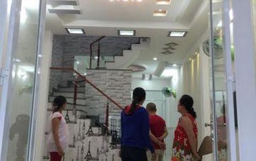 Bán nhà Huyện Nhà Bè Tp Hồ Chí Minh 2177 Huỳnh Tấn Phát DT 50m2, nhà 2 lầu, tặng nội thất, 3.75 tỷ