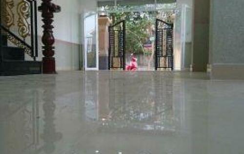 Bán nhà Huyện Nhà Bè hẻm 2266 Huỳnh Tấn Phát DT 5,8m x 14m, 3 lầu, giá 4.8 tỷ.