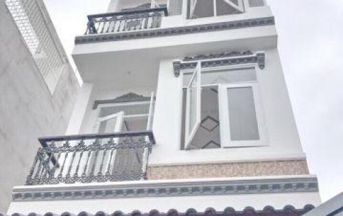 Bán nhà 2 lầu cực đẹp hẻm 2177 Huỳnh Tấn Phát thị trấn Nhà Bè