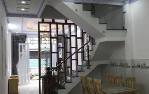 Bán nhà Huyện Nhà Bè Tp Hồ Chí Minh hẻm 1979 Huỳnh Tấn Phát DT 4m x 19m, 2 lầu, 4 PN, giá 3.45 tỷ