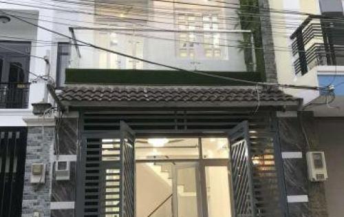 Bán nhà Huyện Nhà Bè hẻm 1979 Huỳnh Tấn Phát DT 4m x 19m, 4 phòng ngủ, sổ riêng, giá 3.45 tỷ.