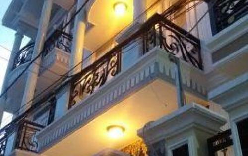 Bán nhà hẻm 2295 Huỳnh Tấn Phát Nhà Bè Tp Hồ Chí Minh DT 5m x 12m, 2 lầu, 4 PN, Giá 3.15 Tỷ