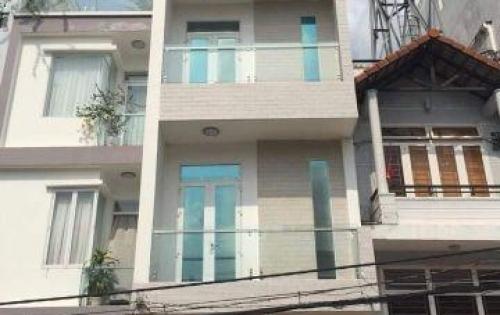 Bán nhà hẻm 1979 Huỳnh Tấn Phát Nhà Bè Tp Hồ Chí Minh DT 4m x 14m, nhà 3 lầu, 4PN, đường 12m, 4.85 tỷ.