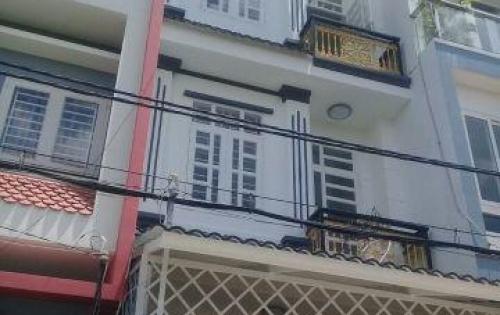 Bán nhà tại Đường Huỳnh Tấn Phát, Xã Nhà Bè DT 4m x 15m, 2 lầu, 4PN giá 3.55 tỷ