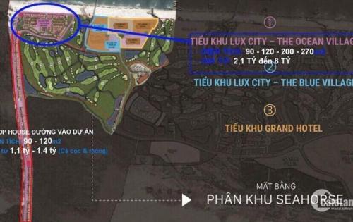Bán Lô SHOPHOUSE PHỐ ĐI BỘ vị trí đắc địa tại FLC Quảng Bình