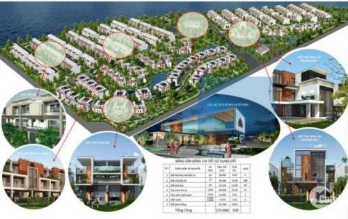 Khu nghĩ dưỡng cao cấp Eco Charm -  khu đô thị xanh bậc nhất Đà Nẵng