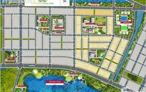 Chỉ còn 18 lô ưu tiên 1 dự án Homeland central , Liên Chiểu, Đà Nẵng.
