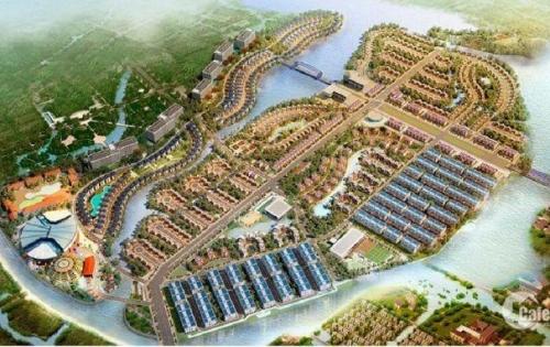 Cần bán đất nên dự án vên sông, cạnh biển. Giá thích hợp cho đầu tư lâu dài