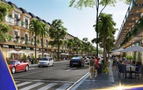 LAKESIDE INFINITY - Nhà phố thương mại kiểu Pháp trung tâm Quận Liên Chiểu, Đà Nẵng