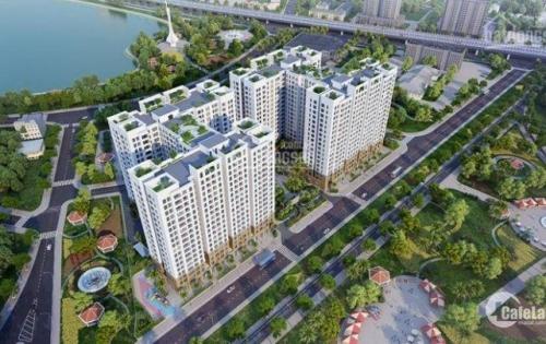 Bán căn hộ 69m2, view công viên hồ điều hòa 20ha, giá chỉ từ 18 triệu/m2, 0902264286