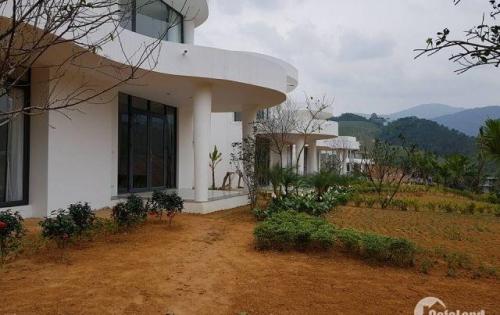 Biệt thự Lâm Sơn Resort Hòa Bình
