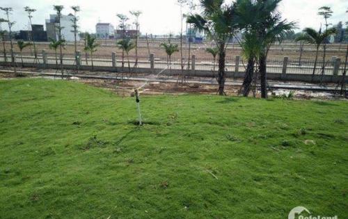 Bán đất đối diện công viên khu đô thị Hòa Quý giá tốt