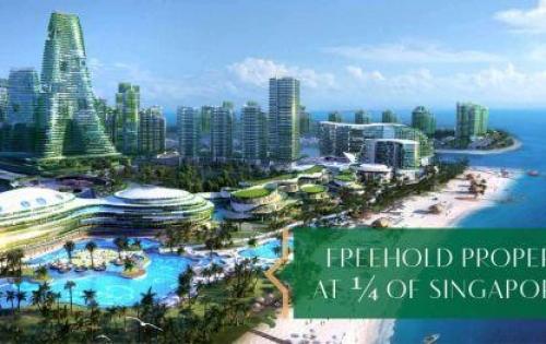 Bán đất FPT City Đà Nẵng - Hoàn thiện hạ tầng - Chính thức nhận sổ - VỊ TRÍ CỰC ĐẸP