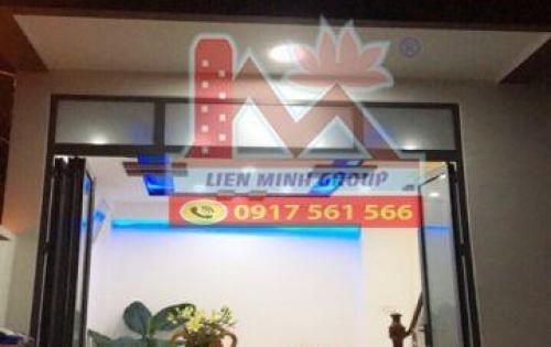 Bán nhà 3 tầng mới xây hẻm ô tô đường 23/10, Vĩnh hiệp, Nha Trang