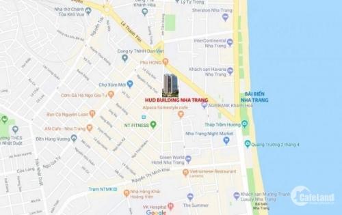 Bán chung cư Hud Building Nha Trang - Nâng tầm cuộc sống  LH.0968.595.532
