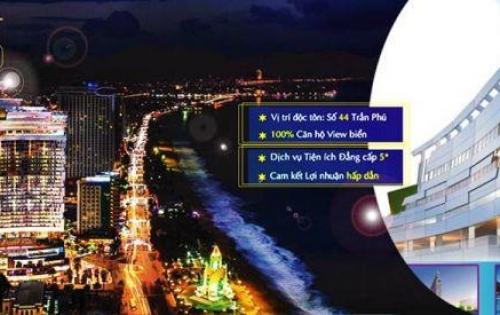 Đầu tư condotel Nha Trang, Lợi nhuận lên đến 13,5%, cam kết mua lại