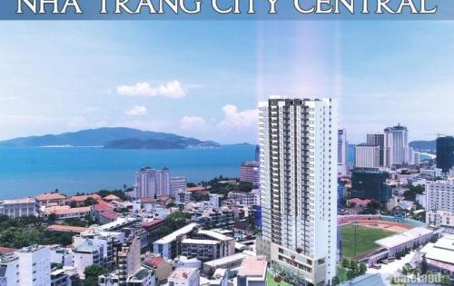 đất xanh phân phố độc quyền dự án căn hộ  nha trang city central