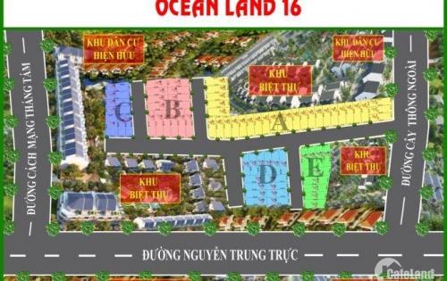 Ocean Land 16 mt đường cây thông ngoài