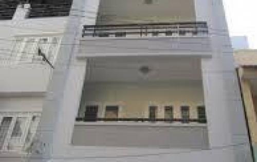 Nhà MT Nguyễn Bỉnh Khiêm, P. Đa Kao, Q. 1, DT 4.2x20m, trệt, 4 lầu mới, có TM, HĐ thuê 90tr/th