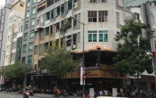 Bán nhà 2MT Thạch Thị Thanh -Quận 1 Dt: 8m x 16m nhà 3 Lầu Giá: 35 tỷ