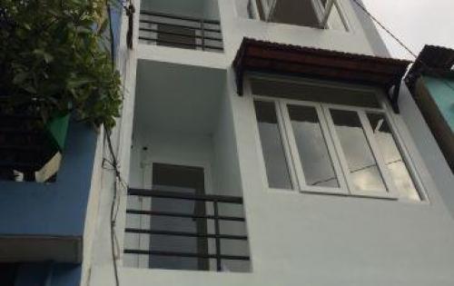 Bán nhà HXH 212B Nguyễn Trãi, Q.1, 4 tầng, 5PN giá 7,8 tỷ