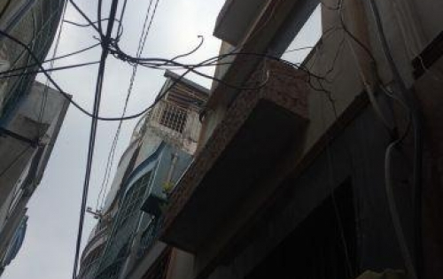 Bán Nhà Bé Xinh Đường Nguyễn Du, P. Bến Thành Q1