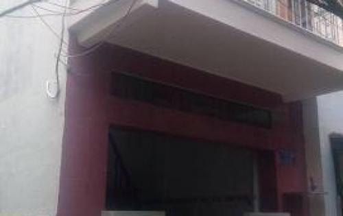 Bán nhà gần chợ Nhật Tảo giá chỉ 2,7 tỷ đồng