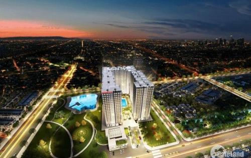 Prosper Plaza Q12 chỉ còn 50 căn, View Hồ sinh thái, gần Sân bay *Giá hấp dẫn