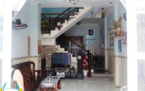 Bán nhà 1 trệt, 2 lầu đường Nguyễn Văn Bứa - Hóc Môn, SHR chính chủ, giá 1ty40tr