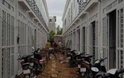 Dãy nhà phố mới xây xong quận 12 giá sốc chỉ có 870 triệu