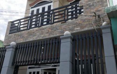 Bán căn nhà phố TX51 Q12, ngay chợ Đường, 1 trệt 1 lầu