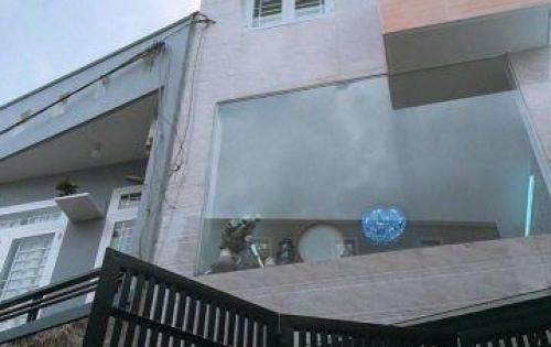 Bán nhà 1 trệt, 3 lầu, hẻm ô tô đường Hà Huy Giáp, quận 12