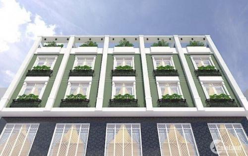 Dãy nhà 3 lầu siêu vip, đường Hà Huy Giáp, dành cho dân đầu tư, 500 triệu là có nhà Q.12