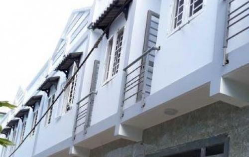 bất động sản quận 12, cần bán nhà DT 44m2 2 tầng khang trang, hoàn thiện.